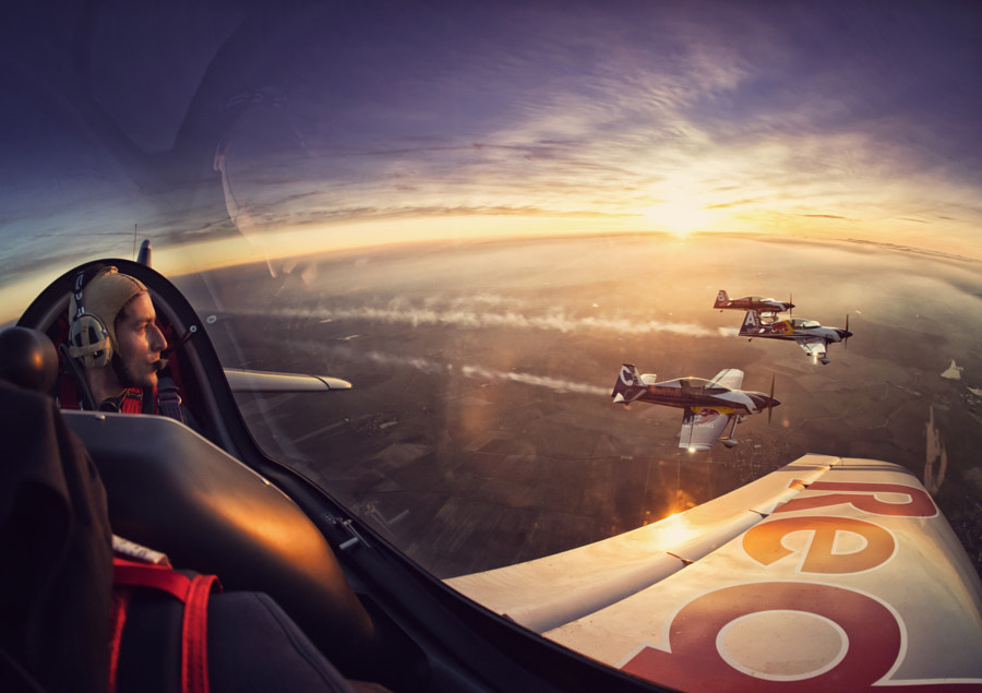 FlyingBulls by daniel vojtech on 500px.com