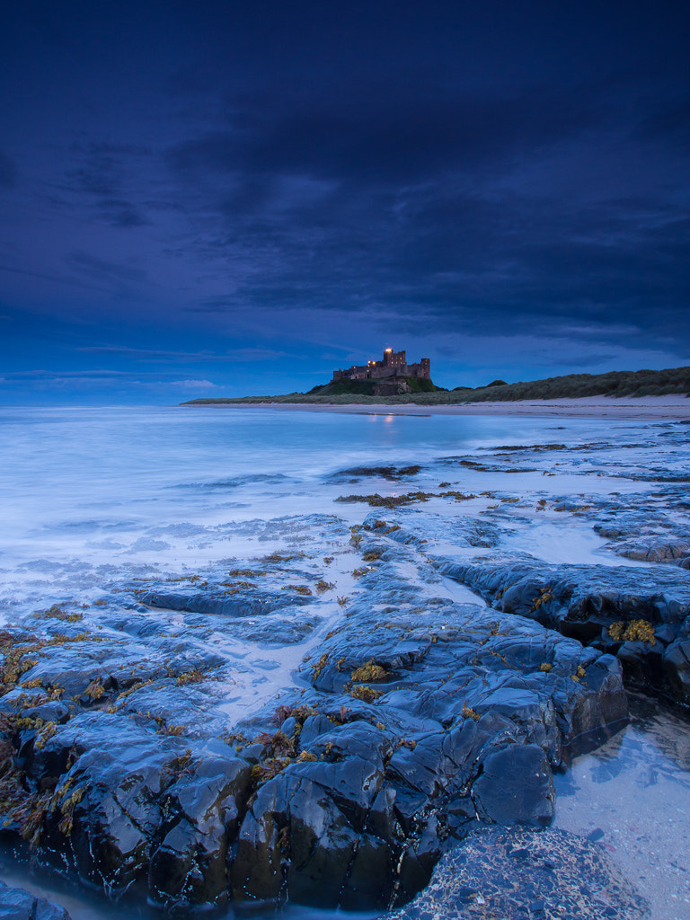 Photograph Bamburgh Gloaming Sea by Keith Muir on 500px
