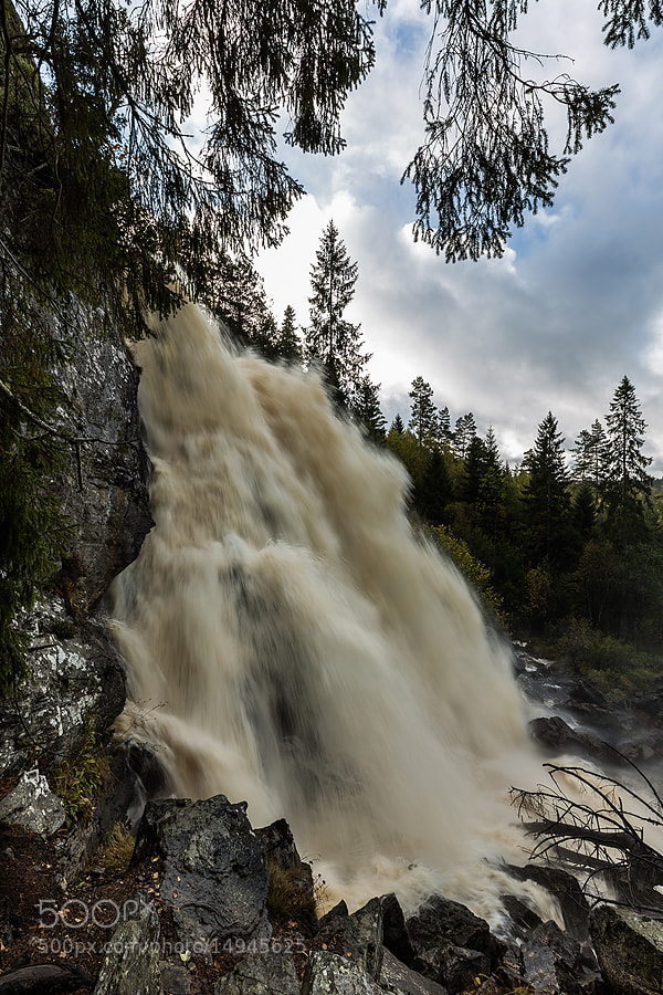 Photograph Falling Water by Ove Bjerknes on 500px