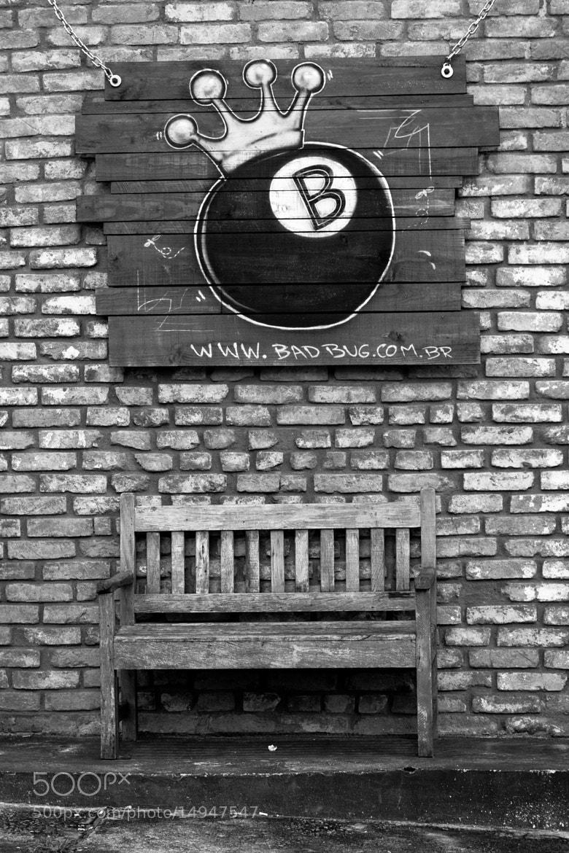 Photograph Bug Bar by Iberê Ranieri on 500px