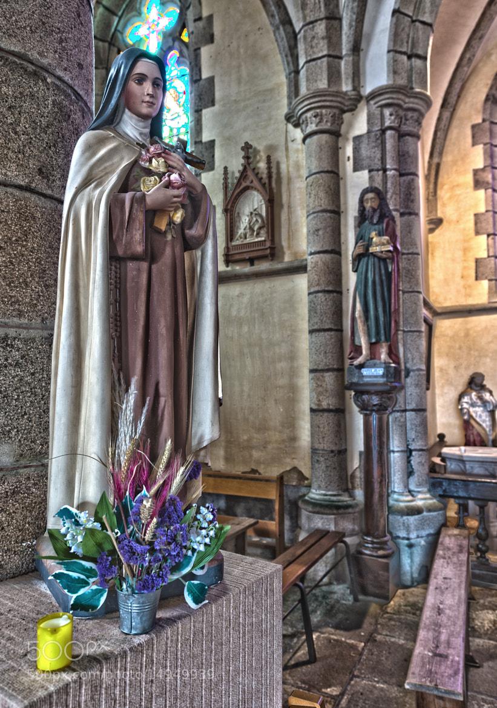 Photograph Eglise Bretonne by Gastone Dissette on 500px
