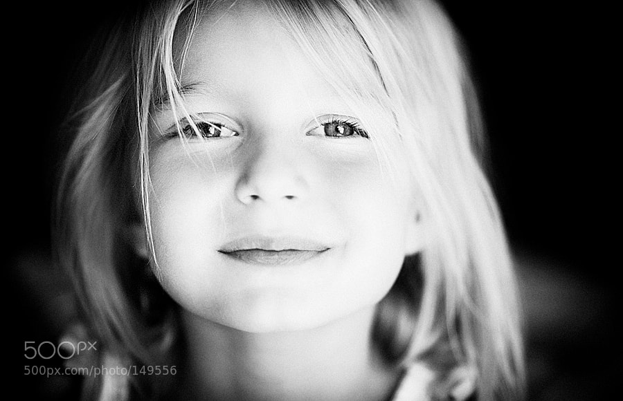 Photograph Little Miss Sunshine by Dmitry Sumin on 500px