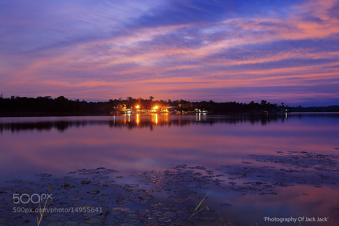 Photograph 'After SUNSET' by HENDRIK PRIYANTO on 500px
