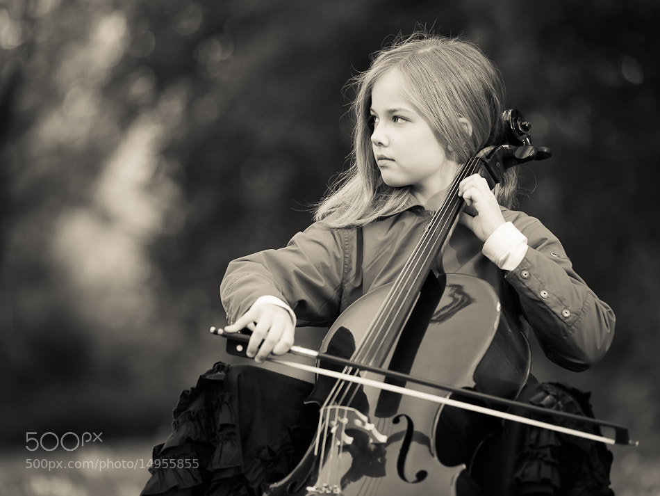 Photograph Gentle Melody by Alex Dylikowski on 500px