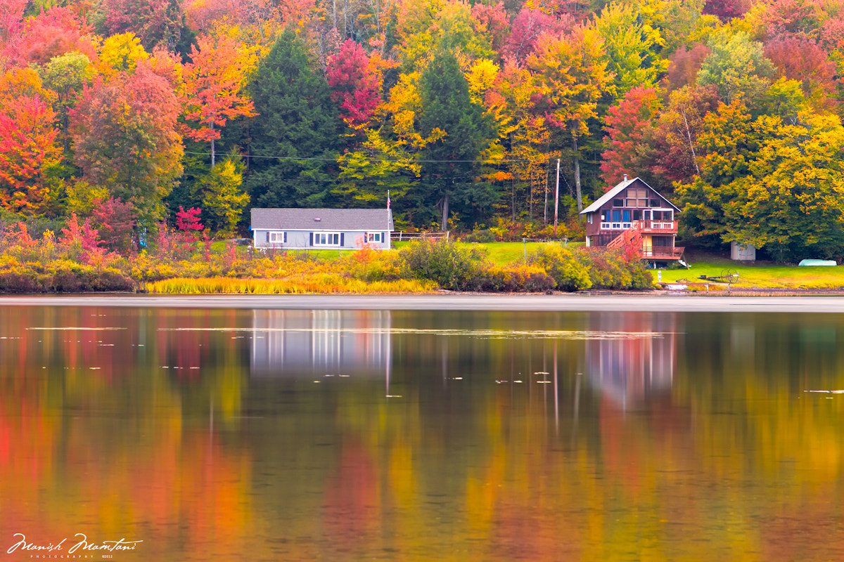 Photograph Vermont - Fall 2012 by Manish Mamtani on 500px