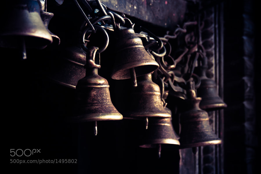 the bells around by Manish Shakya (MrShakya)) on 500px.com