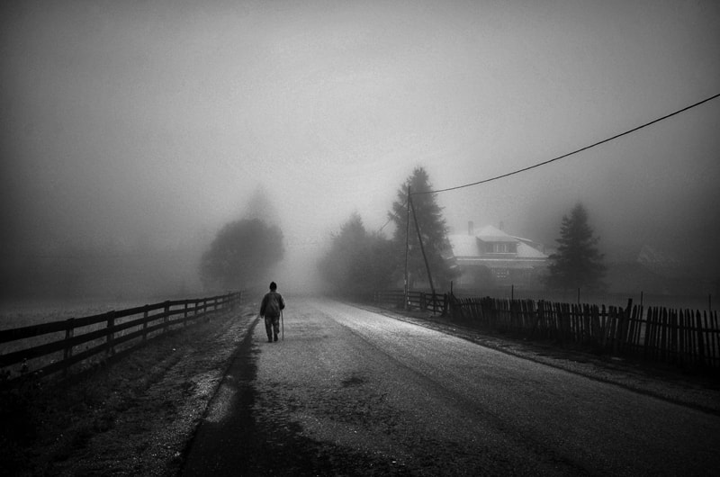Photograph Walk Alone by Guy Cohen on 500px