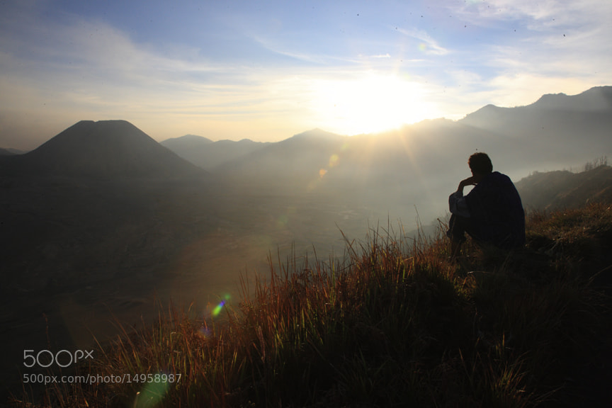 Photograph Bromo Sunset by Tazran Tanmizi on 500px
