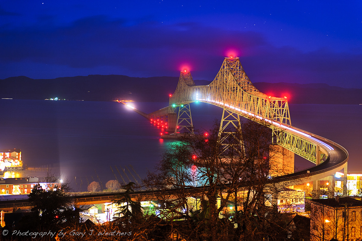Photograph Astoria-Megler Bridge at Dawn by Gary Weathers on 500px