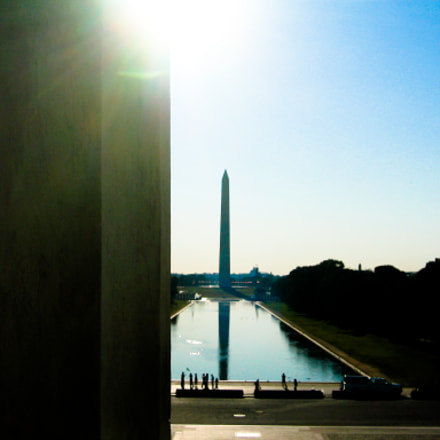 Washington Memorial, Canon POWERSHOT S230