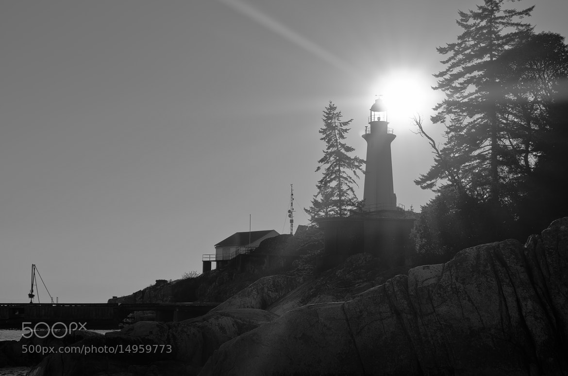 Photograph Point Atkinson Lighthouse by Lee Walker on 500px