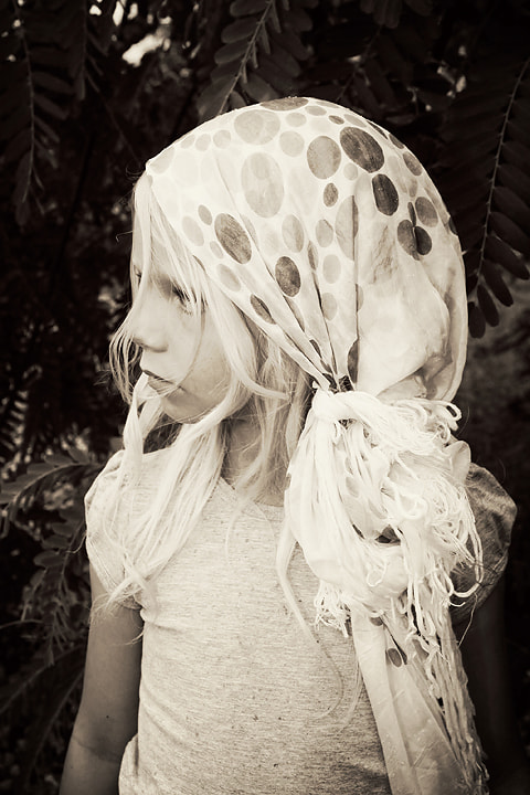 Photograph Little Gypsy Princess by Carly Hicks on 500px