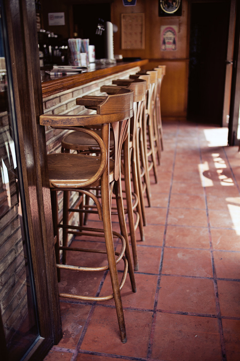 Photograph The Bar by Wictoria Nordgaard on 500px