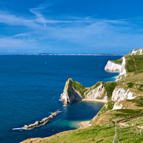 Jurassic Coast II by Christophe Pfeilstücker (xris74)) on 500px.com