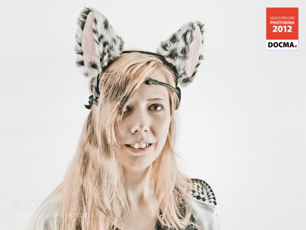 Photograph Gesichter der Photokina 2012 - 007 by DOCMA Magazin on 500px