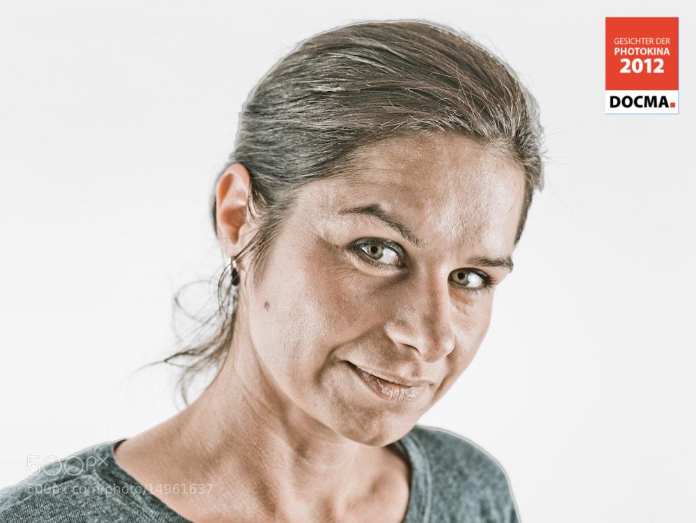 Photograph Gesichter der Photokina 2012 - 006 by DOCMA Magazin on 500px