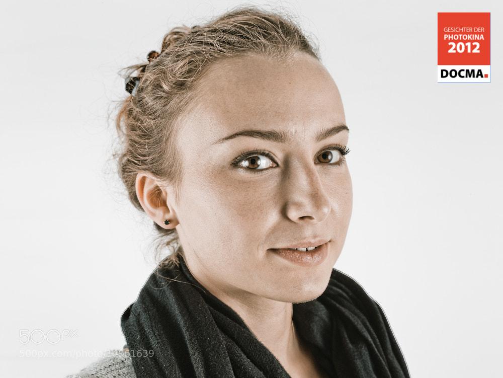 Photograph Gesichter der Photokina 2012 - 005 by DOCMA Magazin on 500px