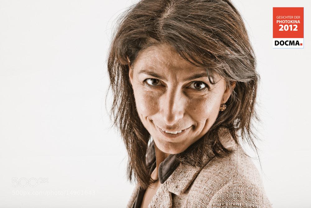 Photograph Gesichter der Photokina 2012 - 003 by DOCMA Magazin on 500px