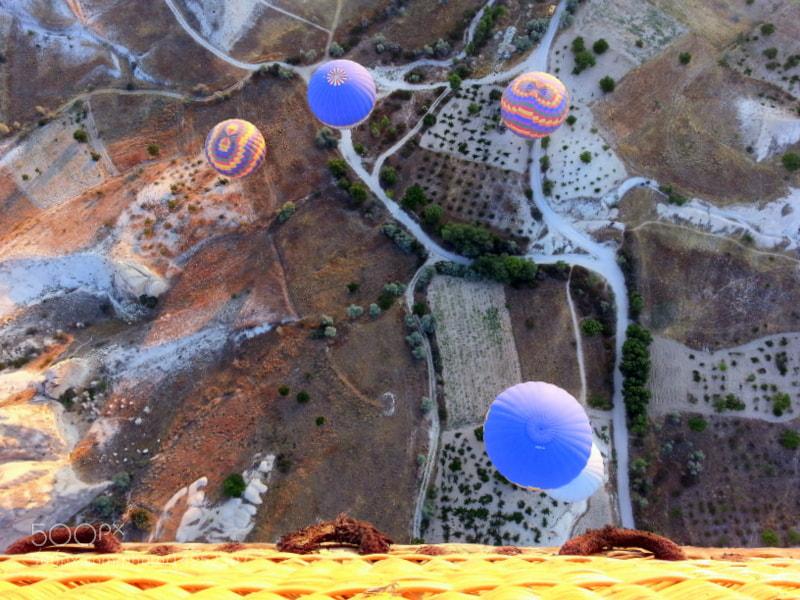 Photograph ballon_________ by K. Devrim Dogan on 500px