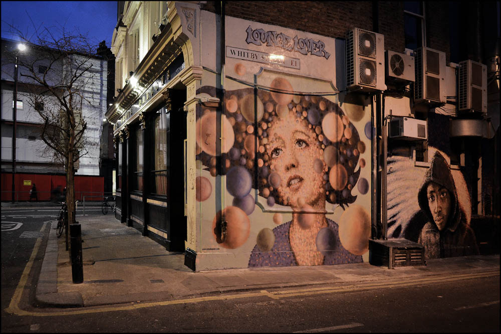 Photograph I Dream of Shoreditch by Sven Loach on 500px