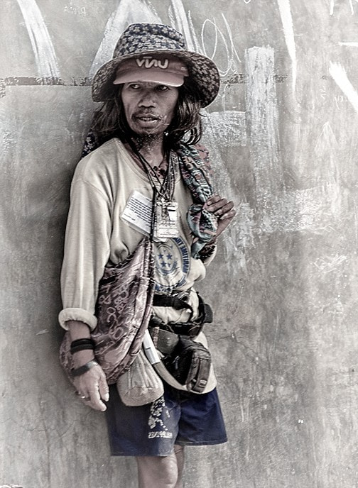 Photograph Portrait of a drifter by Vey Telmo on 500px