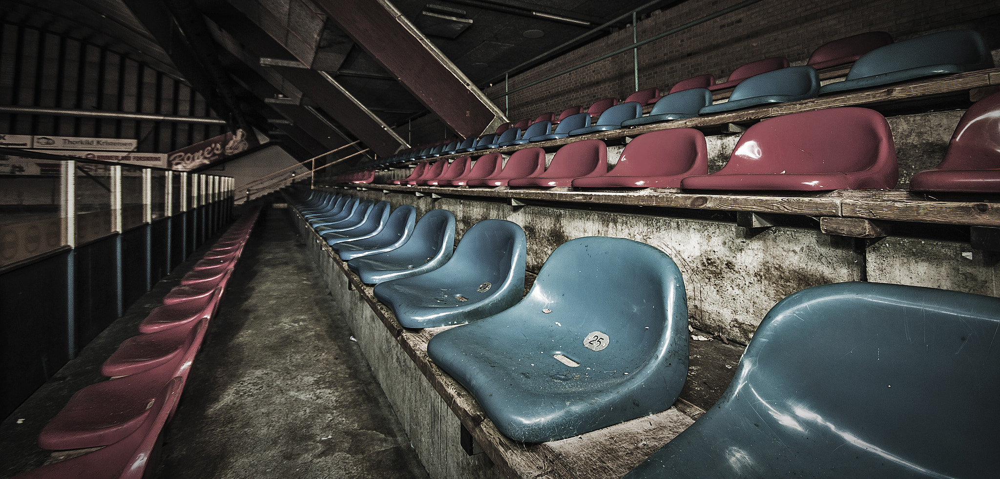 Photograph Seating rows by Klaus Joensen on 500px