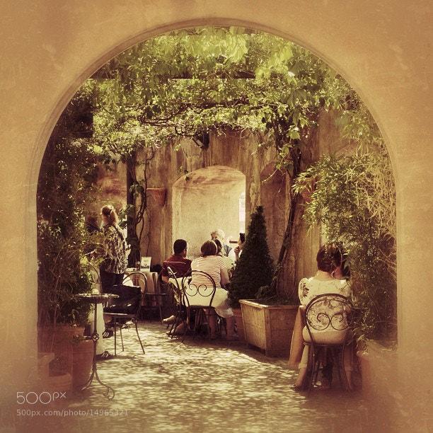 Photograph Roman Garden by Pmania 85 on 500px