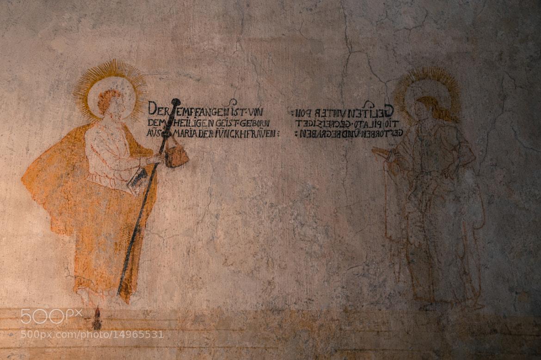 Photograph Religious Painting by Riccardo Bernardeschi on 500px