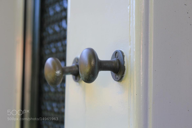 Photograph Door bells by Martijn Scheepers on 500px