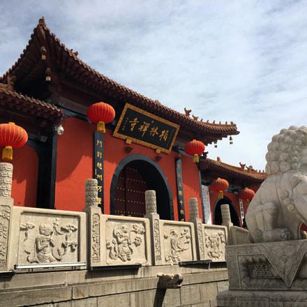 河北省赵州柏林禅寺