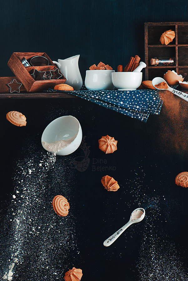 Cookies from the top shelf by Dina Belenko on 500px.com