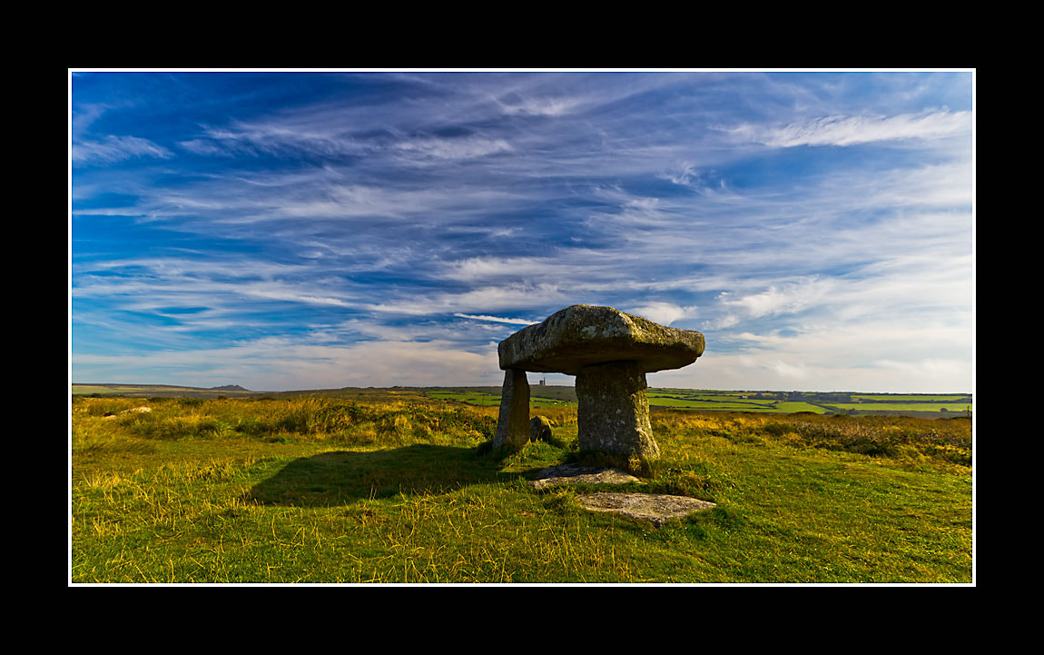 Photograph Lanyon Quoit by Derek Daniel on 500px
