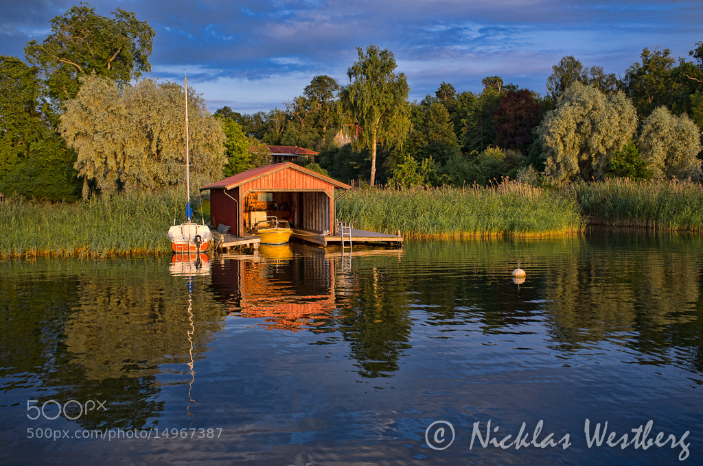 Photograph Stockholm Archipelago by Nicklas Westberg on 500px
