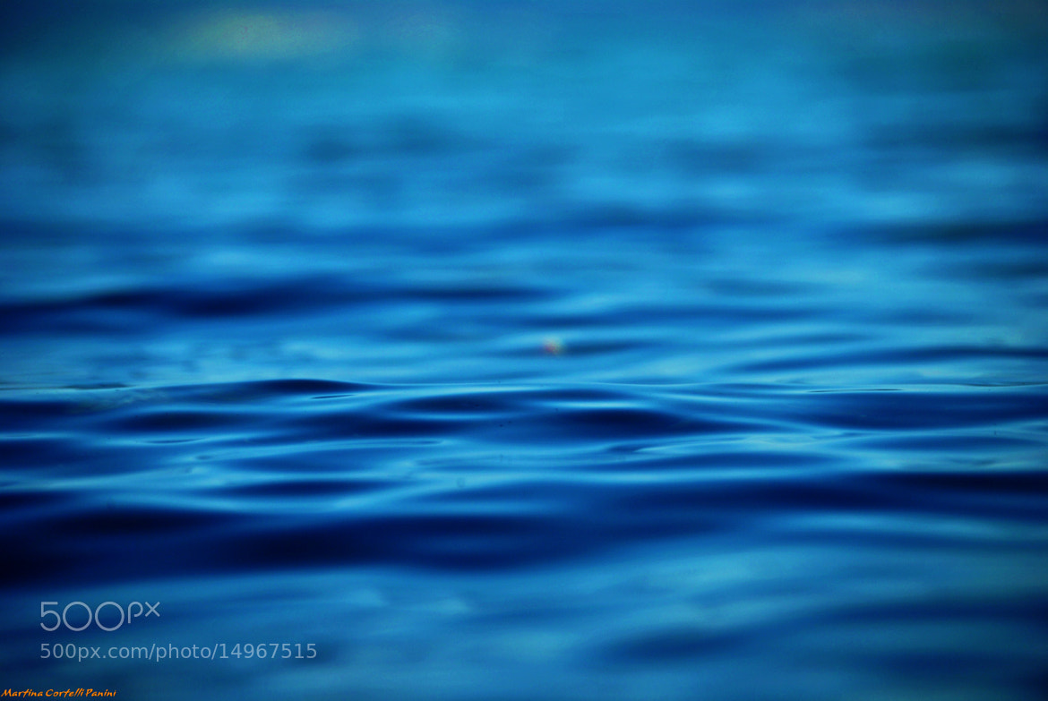 Photograph Only water by Martina Cortelli Panini on 500px
