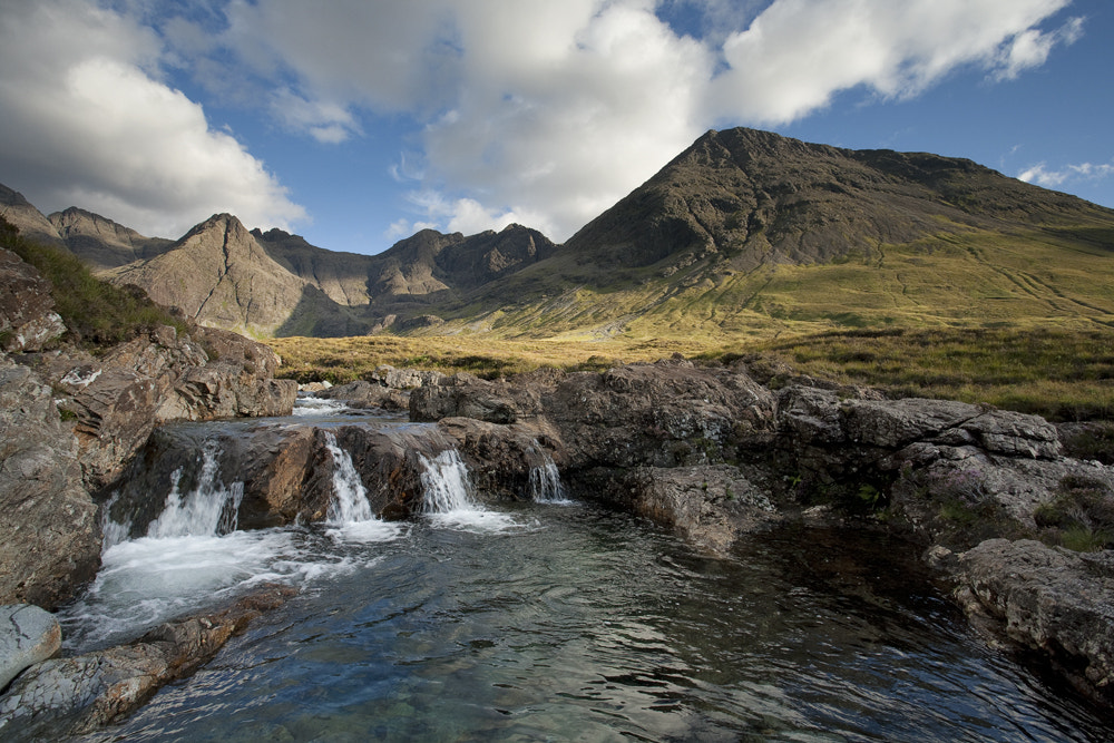 Photograph Fairy Pools,Isle of Skye by David Revel on 500px