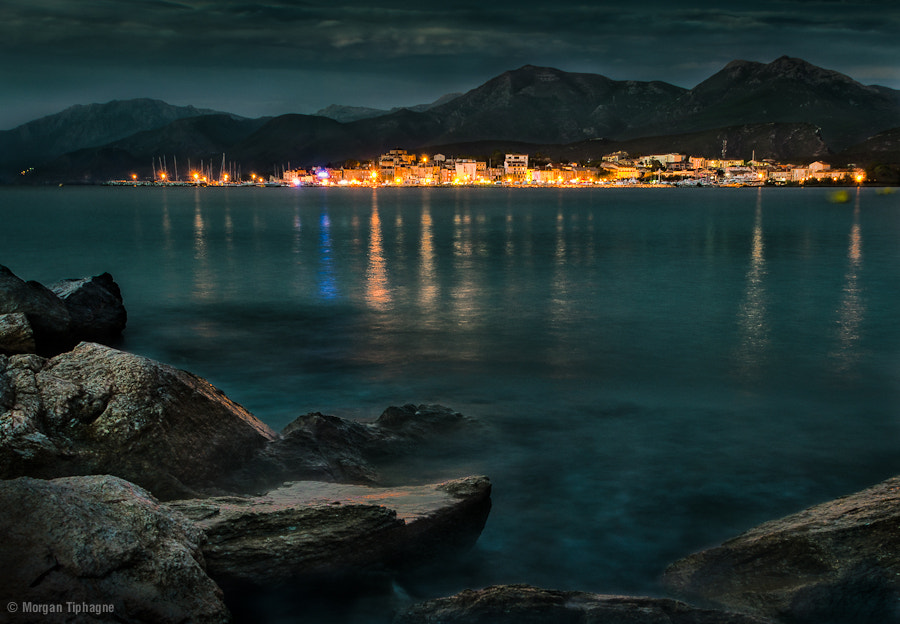 Photograph Bay lights by Morgan Tiphagne on 500px