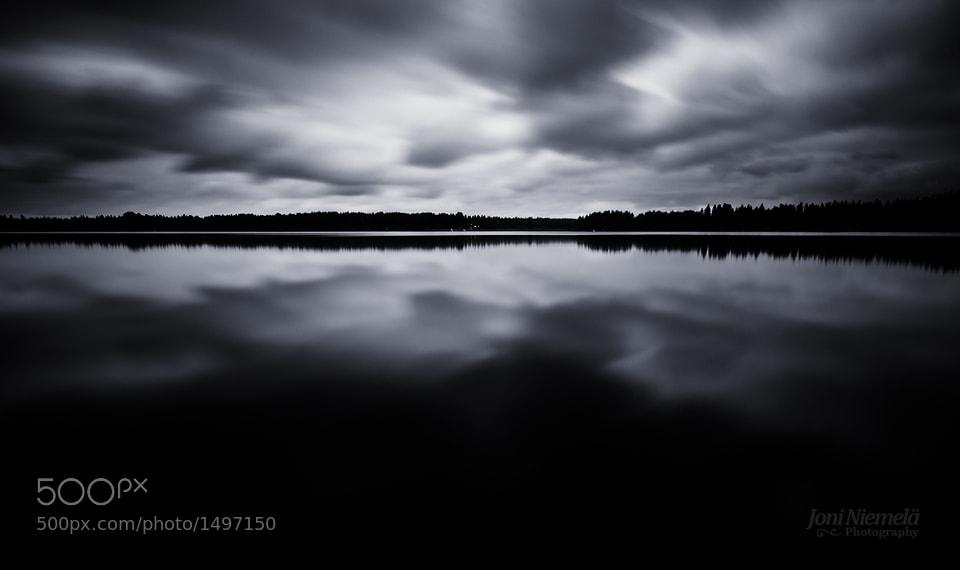 Photograph Breaking Sky by Joni Niemelä on 500px