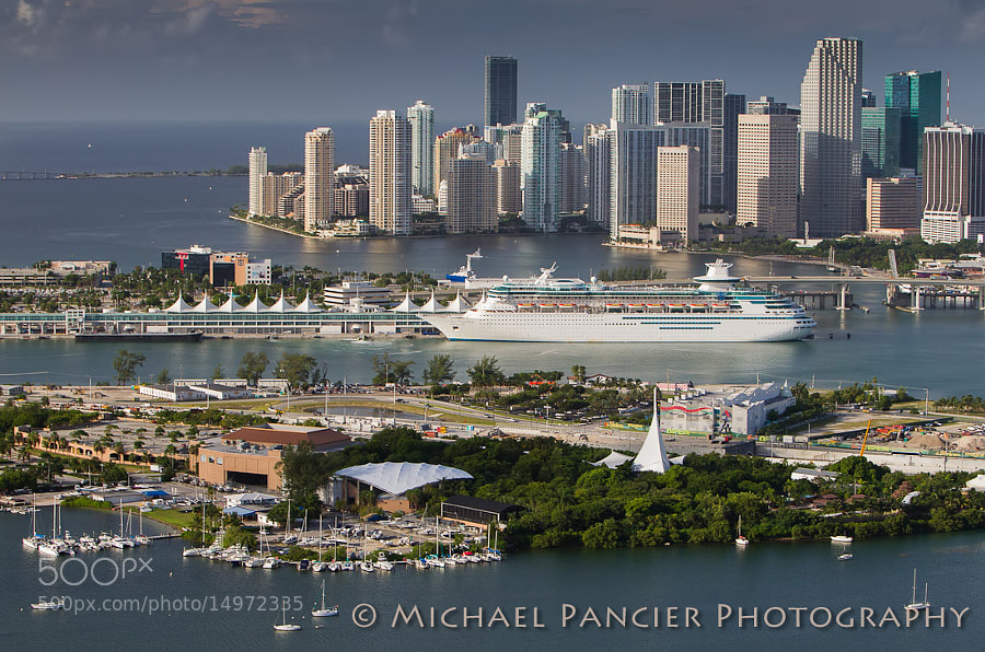 Aerial Shots of Miami Dade County, Florida