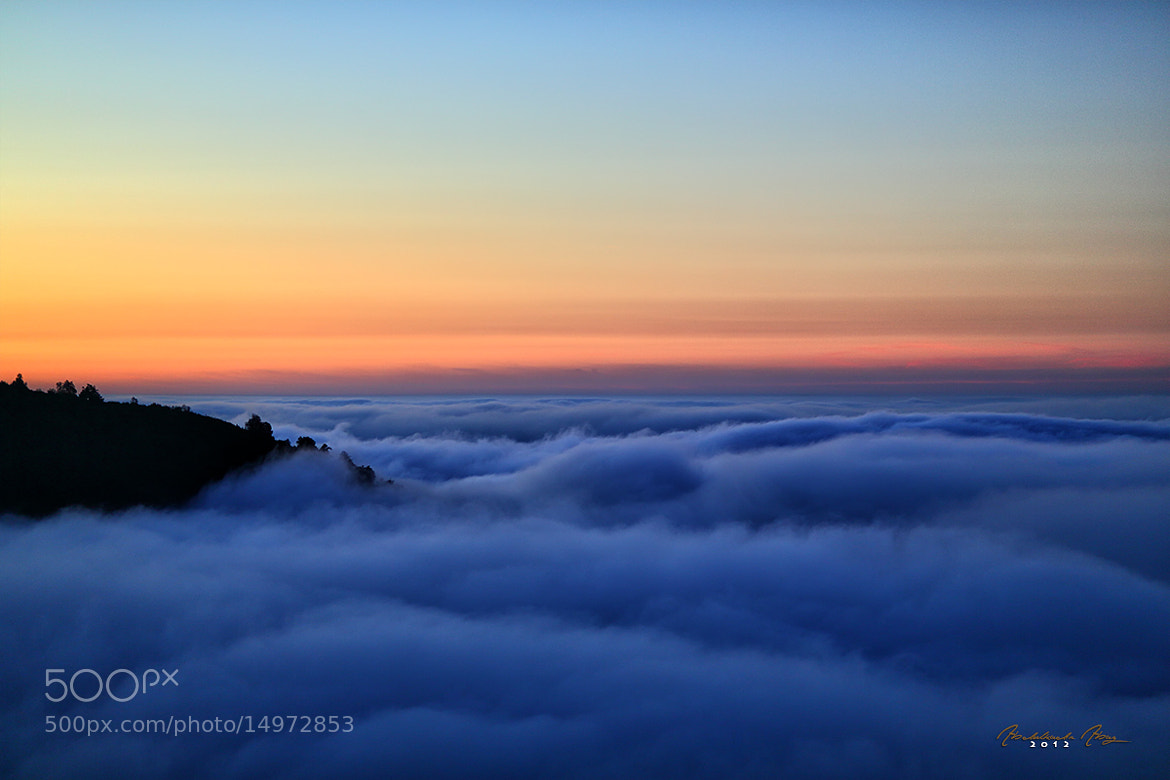 Photograph above the clouds by Abdulkadir Abaz on 500px