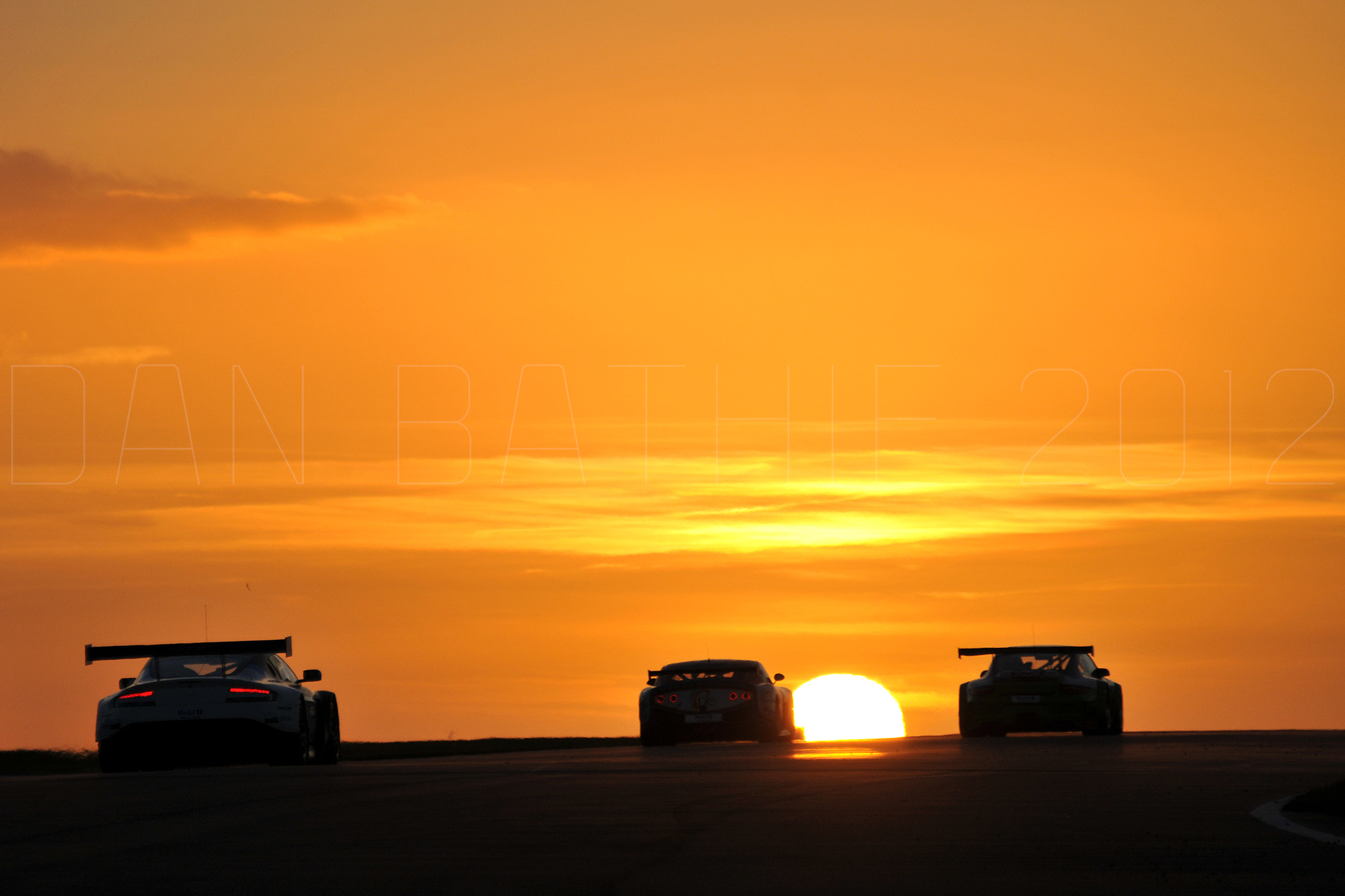 Photograph British GT finale, Donington Park by Dan Bathie on 500px