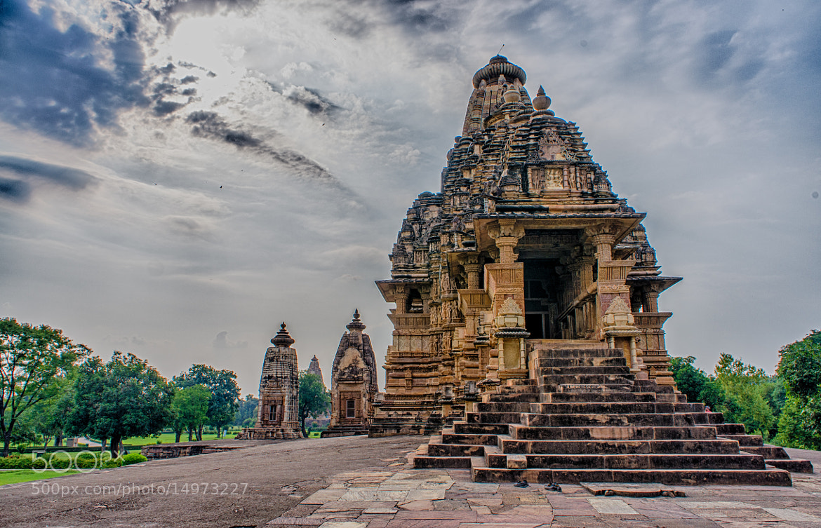 Photograph Temple at Khajuraho by Alan Grainger on 500px