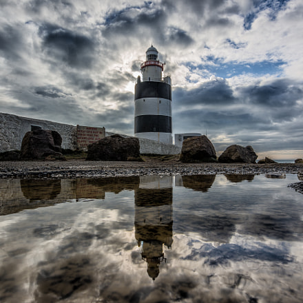 Hook Head Lighthouse Reflection