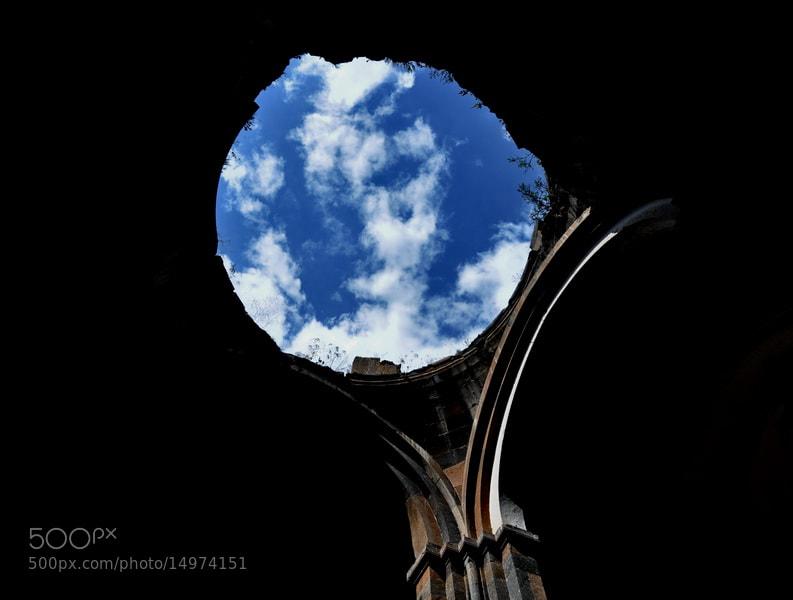 Photograph hole by tugba kiper on 500px