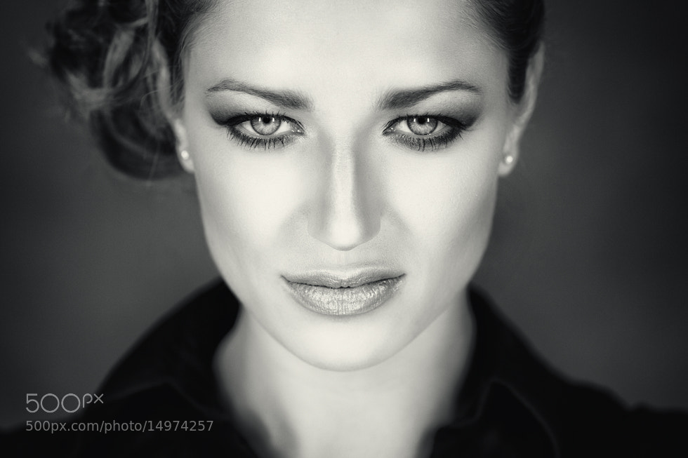 Photograph Marta by Maciej Blaszczuk on 500px