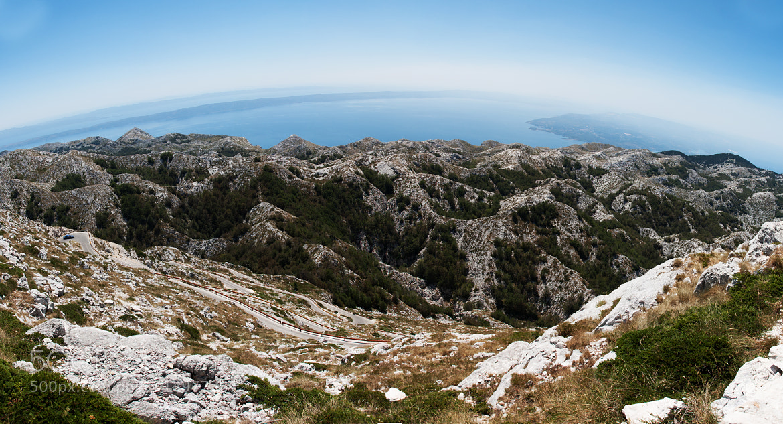 Photograph Overview of Bjokovo Croatia by Lukáš Bárta on 500px