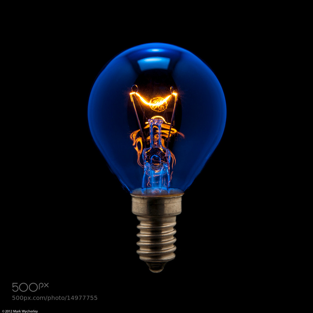 Photograph Electric blue by Mark Wycherley on 500px