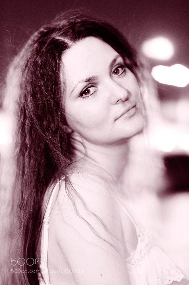 Photograph Ann by Varvara Novozhilova on 500px
