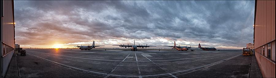 Pano Airport 180°.