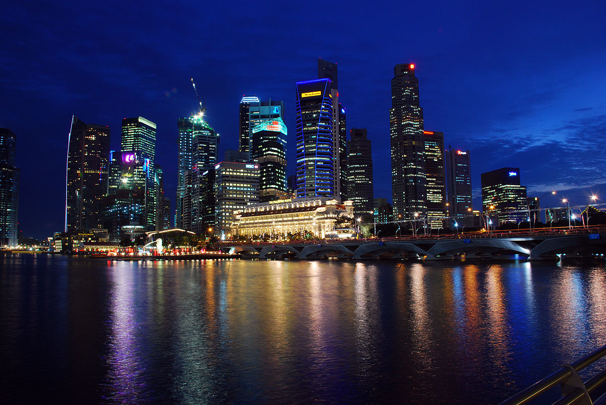 Photograph Goodnight SG by Bryan Huang on 500px