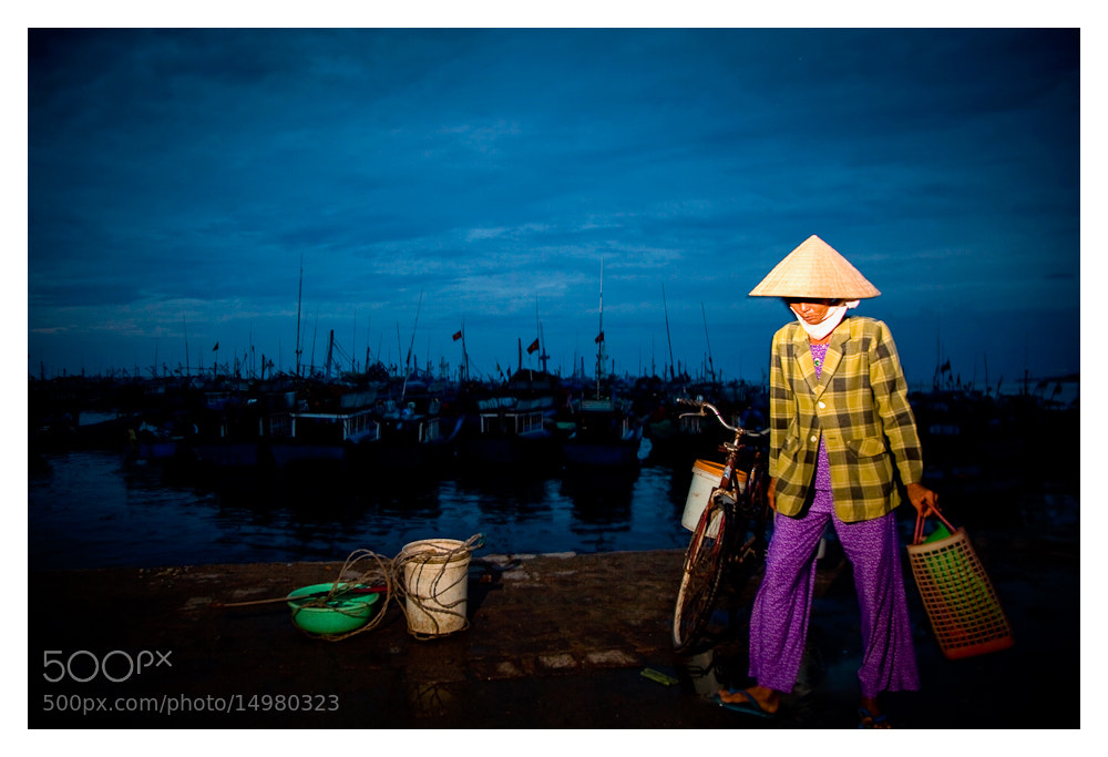 Photograph To fish market early morning by Peter Pham on 500px